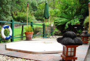 Heated Spa in the Yarra Valley, Romantic getaways fro couples only
